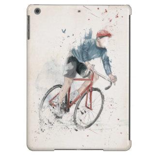 Quiero montar mi bicicleta funda para iPad air