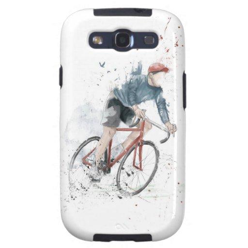 Quiero montar mi bicicleta galaxy s3 coberturas