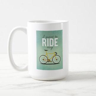 Quiero montar mi…. taza