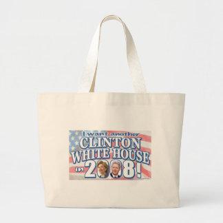 Quiero otro bolso de la Casa Blanca de Clinton Bolsas