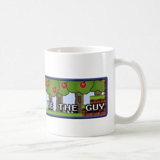 ¡Quiero ser el individuo - taza! Taza De Café