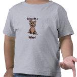 Quiero ser una Big Bear Camisetas
