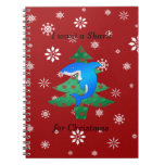 Quiero un tiburón para el navidad cuadernos