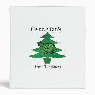 """Quiero una tortuga para el navidad carpeta 1"""""""