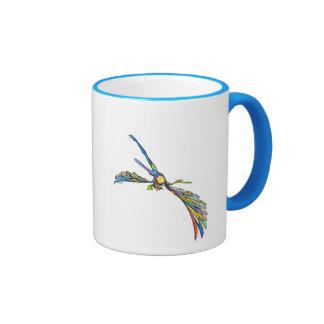 quies ringer coffee mug