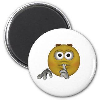 Quiet 2 Inch Round Magnet