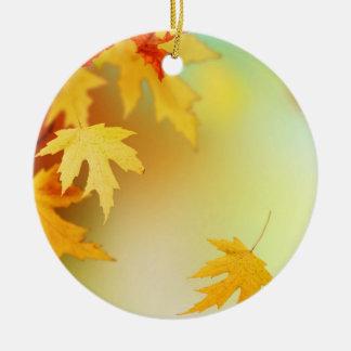 quiet ceramic ornament