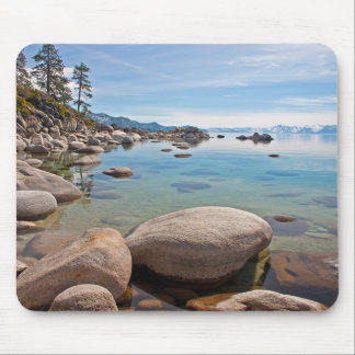 Quiet Cove on Lake Tahoe's East Shore... Mouse Pad