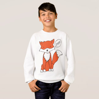 Quiet Fox Sweatshirt