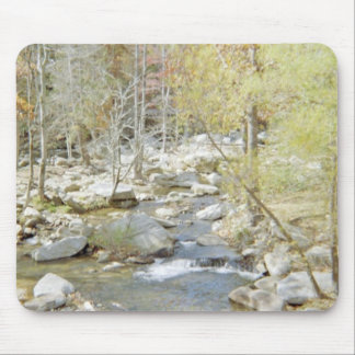 Quiet Getaway At The Creek Mouse Pad