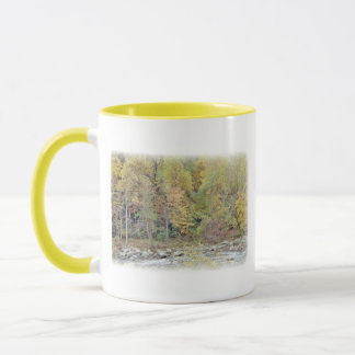 Quiet Getaway At The Creek Mug