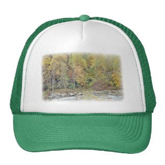 Quiet Getaway At The Creek Trucker Hat