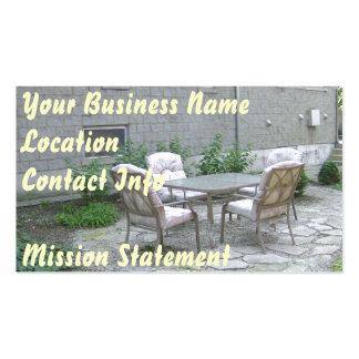 Quiet Getaway Business Card