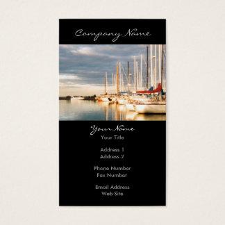 Quiet Harbour Business Card