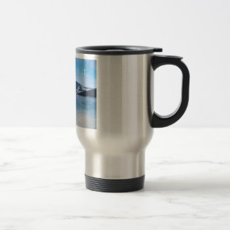 Quiet Lake Easy Does It 15 Oz Stainless Steel Travel Mug