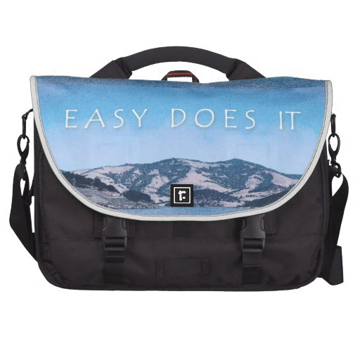 Quiet Lake Easy Does It Bags For Laptop