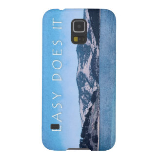 Quiet Lake Easy Does It Galaxy S5 Cover