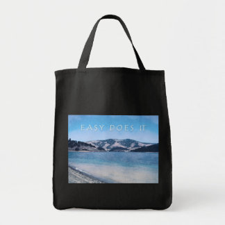 Quiet Lake Easy Does It Tote Bag