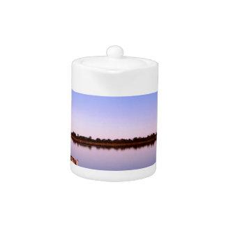 Quiet Lake Teapot