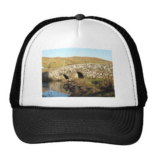 Quiet man bridge mesh hats