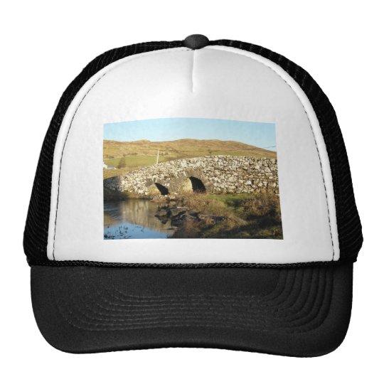 Quiet man bridge trucker hat