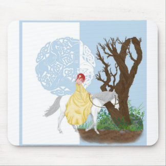 Quiet Moments Mouse Pad