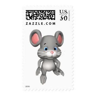 Quiet Mouse Postage