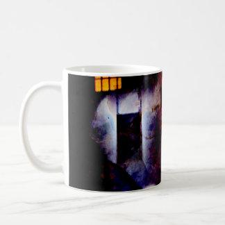 Quiet Classic White Coffee Mug