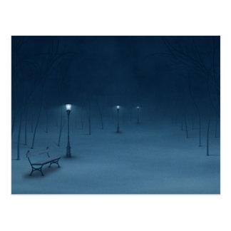 Quiet Night Postcard