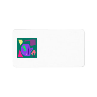 Quiet Patience Recovery Sincerity Credit Personalized Address Labels