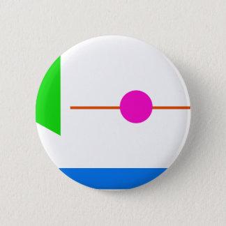 Quiet Pinback Button