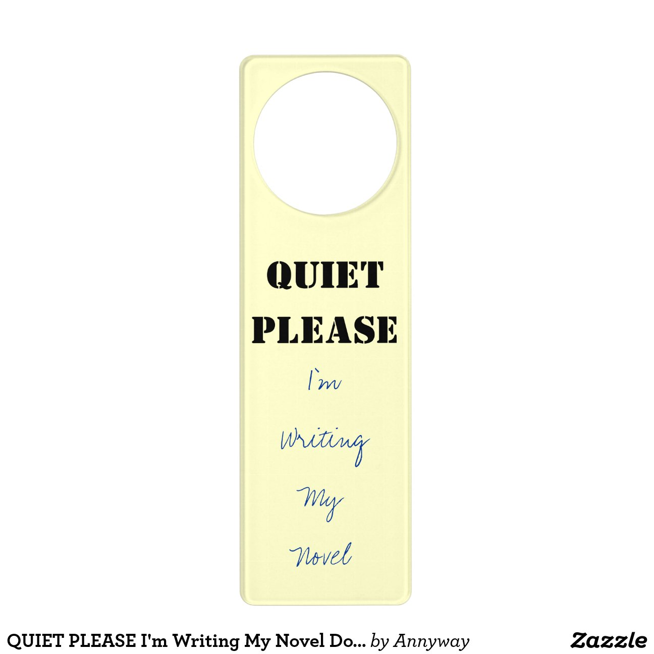 Quiet Please Testing Sign QUIET PLEASE I m Writing My