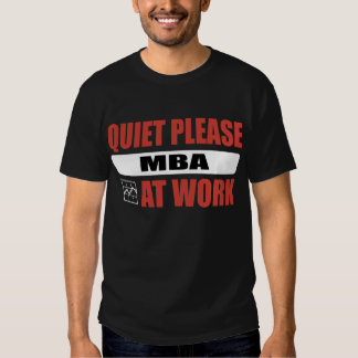 Quiet Please MBA At Work Dresses