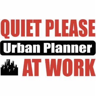 Quiet Please Urban Planner At Work Photo Cutout