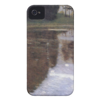 Quiet pond in the park of Appeal Case-Mate iPhone 4 Case