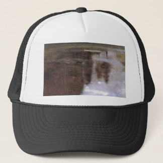 Quiet pond in the park of Appeal Trucker Hat