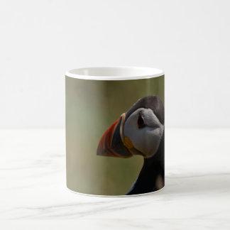 Quiet Puffin Coffee Mug