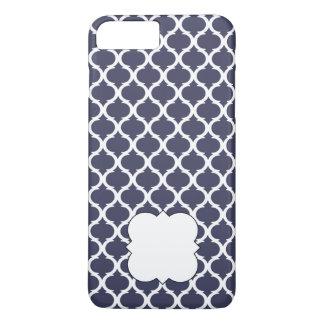 Quiet Quatrefoil iPhone 7 Plus Case