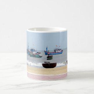 'Quiet Qui Nhon' mug