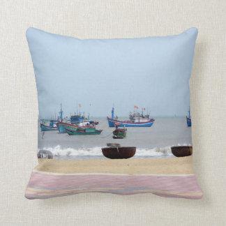 Quiet Qui Nhon Vietnam Pillows