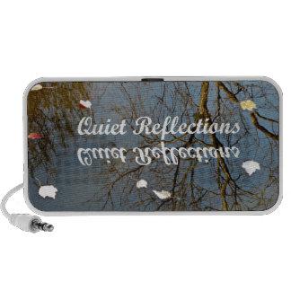 Quiet Reflections Portable Speaker