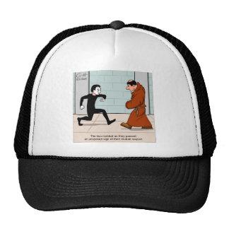 """""""Quiet Respect"""" Trucker Hat"""