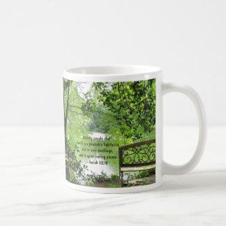 Quiet Resting Places Classic White Coffee Mug