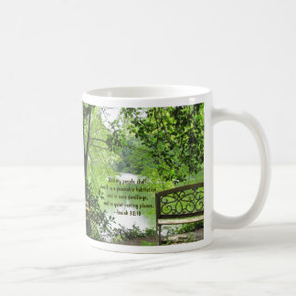 Quiet Resting Places Coffee Mug