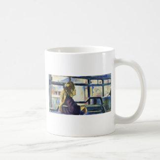Quiet Ride Coffee Mug