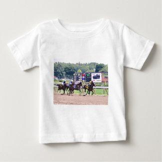 Quiet Ruler runs down Flat Jack Baby T-Shirt