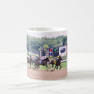 Quiet Ruler runs down Flat Jack Coffee Mug