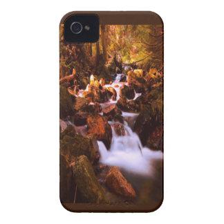 Quiet Stream iPhone 4 Cover