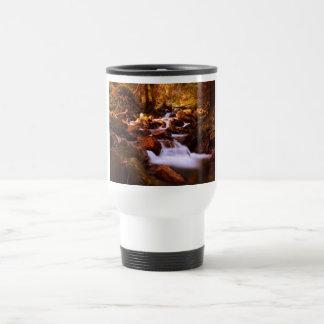 Quiet Stream Travel Mug