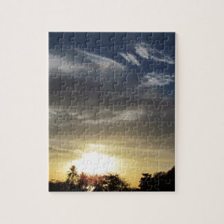 Quiet Sunset Jigsaw Puzzle